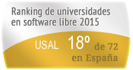 La USAL en el Ranking de universidades en software libre. PortalProgramas.com