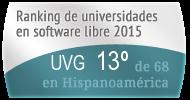 La UVG en el Ranking de universidades en software libre. PortalProgramas.com