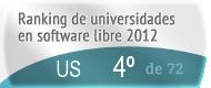 La US en el Ranking de universidades en software libre. PortalProgramas.com