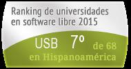 La USB en el Ranking de universidades en software libre. PortalProgramas.com