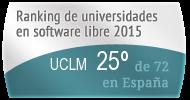 La UCLM en el Ranking de universidades en software libre. PortalProgramas.com