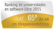 La ULAT en el Ranking de universidades en software libre. PortalProgramas.com