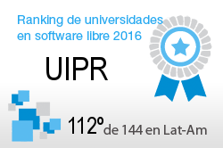 La UIPR en el Ranking de universidades en software libre. PortalProgramas.com