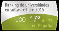 La UCO en el Ranking de universidades en software libre. PortalProgramas.com