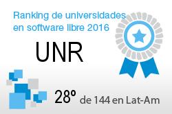 La UNR en el Ranking de universidades en software libre. PortalProgramas.com
