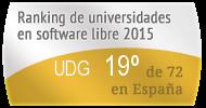 La UDG en el Ranking de universidades en software libre. PortalProgramas.com