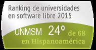 La UNMSM en el Ranking de universidades en software libre. PortalProgramas.com
