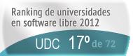 La UDC en el Ranking de universidades en software libre. PortalProgramas.com