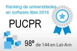 La PUCPR en el Ranking de universidades en software libre. PortalProgramas.com