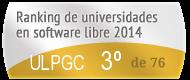 La ULPGC en el Ranking de universidades en software libre. PortalProgramas.com