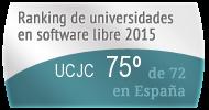 La UCJC en el Ranking de universidades en software libre. PortalProgramas.com