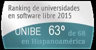 La UNIBE en el Ranking de universidades en software libre. PortalProgramas.com
