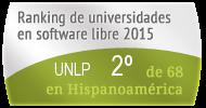 La UNLP en el Ranking de universidades en software libre. PortalProgramas.com
