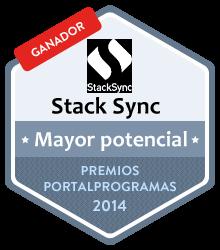 Ganador como Mayor potencial de crecimiento en los Premios PortalProgramas al mejor software libre 2014