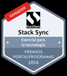 Ganador como Esencial para la tecnología en los Premios PortalProgramas al mejor software libre 2014