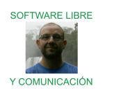 Software Libre y Cooperación en los Premios PortalProgramas