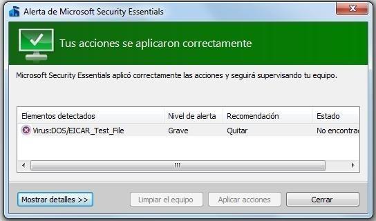 Microsoft security essentials (64 bits) free download.