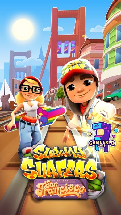 subway surfers london unlimited keys and coins free download