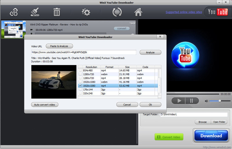 Winx free youtube downloader free download image 2 of winx free youtube downloader stopboris Choice Image