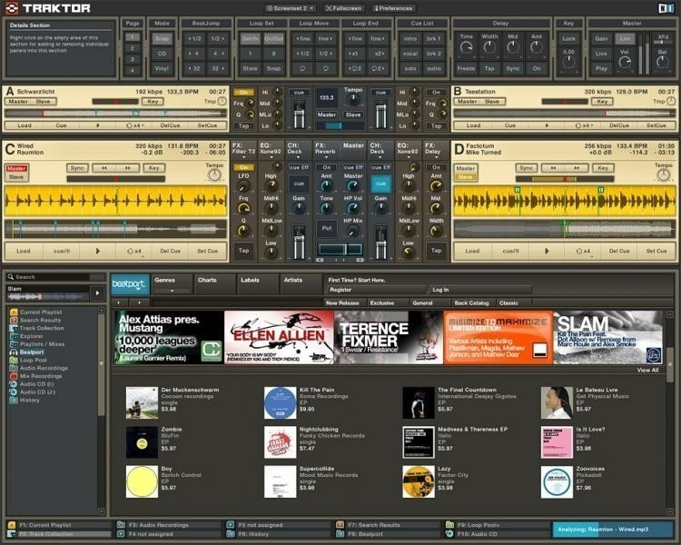 free download traktor dj for pc