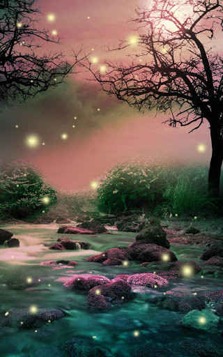 Fireflies Live Wallpaper For Android Free Download