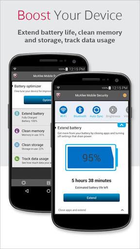 Mcafee antivirus mobile free download