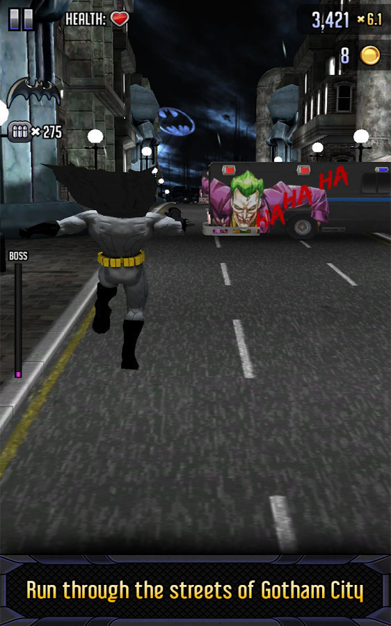 Batman & the flash: hero run – games for android 2018 – free.