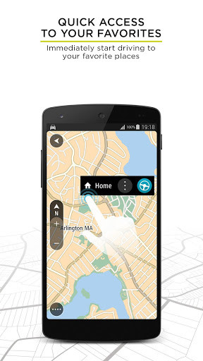 TomTom Navigation GPS Traffic for Android - Free Download