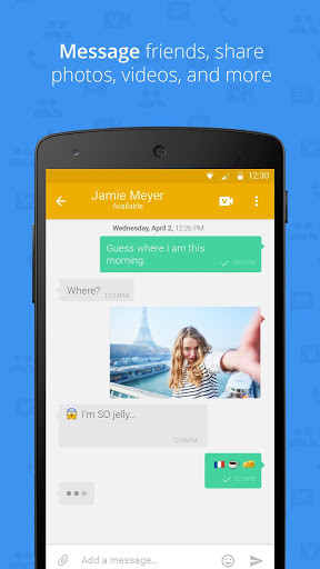 Oovoo for android free download zwodnik.