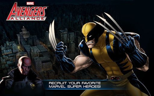 Marvel: Avengers Alliance for Android - Free Download