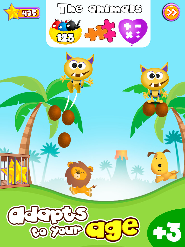 Buddy School: Math games for kids for Android - Free Download