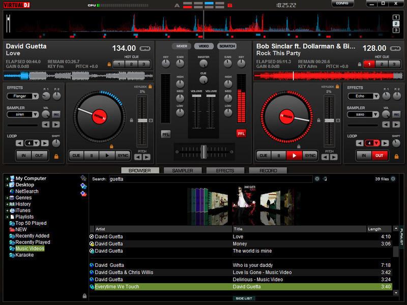 virtual dj mac full download