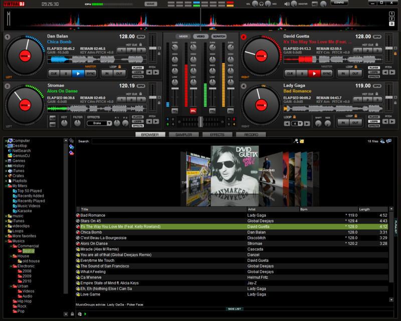 virtual dj 5.0 para mac gratis