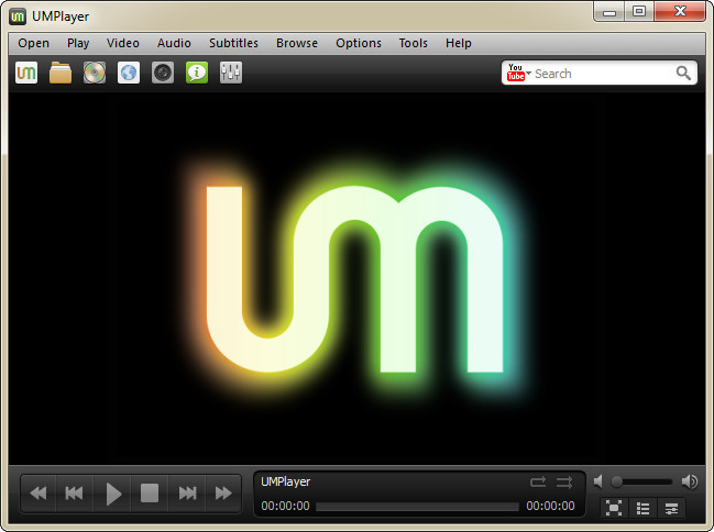 UMPlayer Portable 0.98.2 full