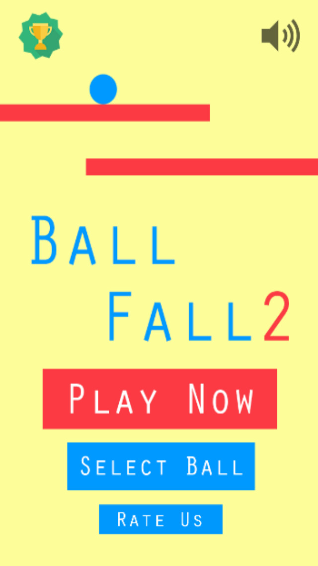 Image 1 of Ball Fall 2 for Android ...