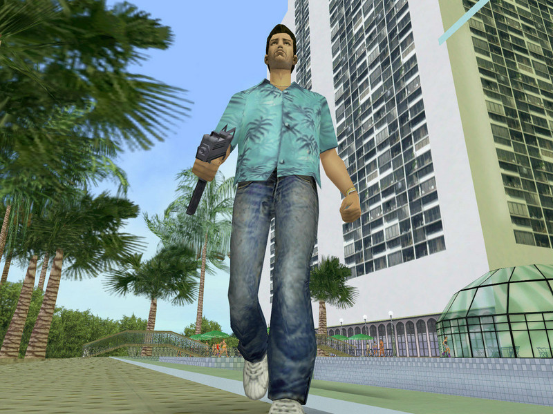 Grand Theft Auto: Vice City - Free Download