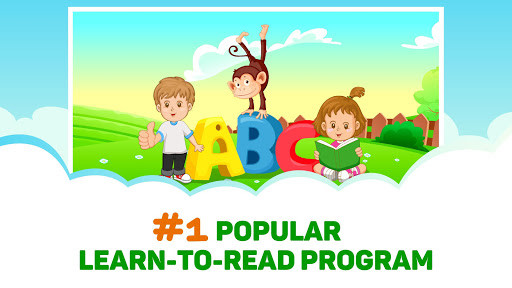 Teach your children to read for Android - Free Download