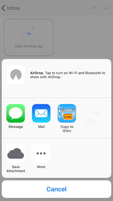 messenger ios 6.1.6