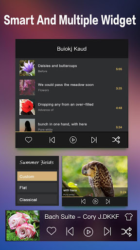 Music Player Leopard for Android - Free Download