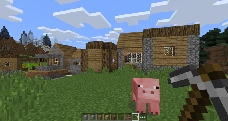 how to download windows 10 minecraft free