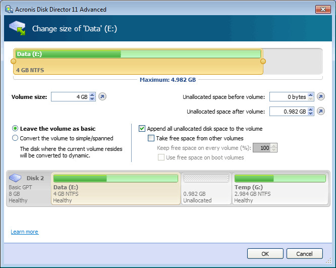 3 free alternatives to Acronis Disk Director Suite