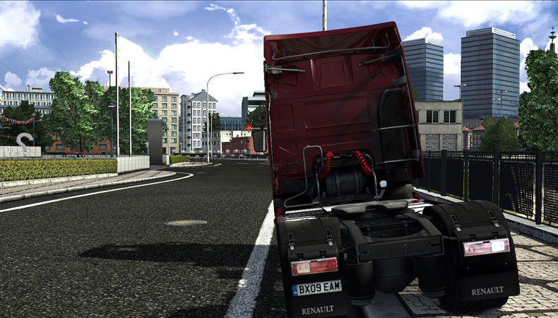 Euro Truck Simulator 2 - Free Download