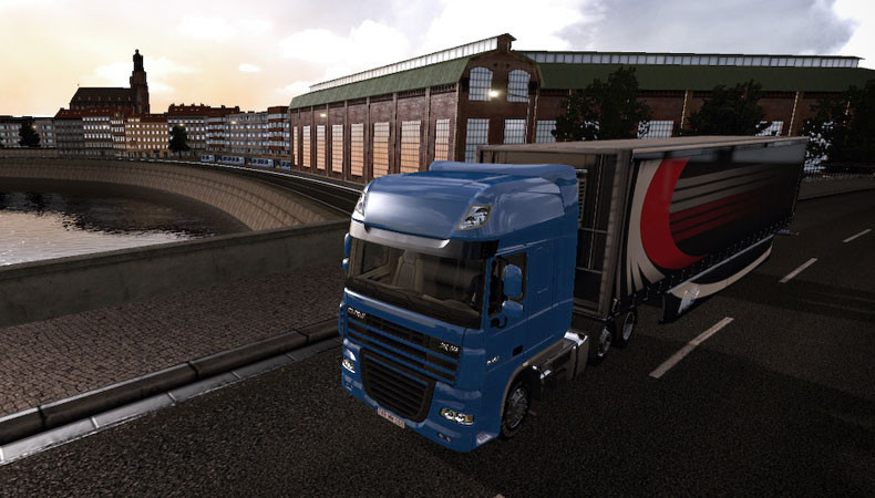 Скачать драйвера для euro truck simulator 2
