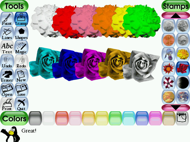 Tux Paint for Mac Free Download
