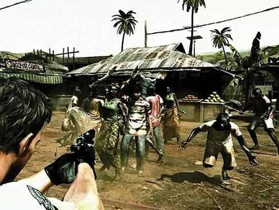 Resident Evil 5 Benchmark - Free Download