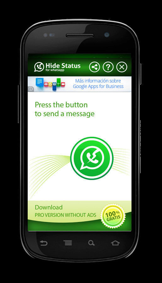 Hide Whatsapp Status For Android Free Download