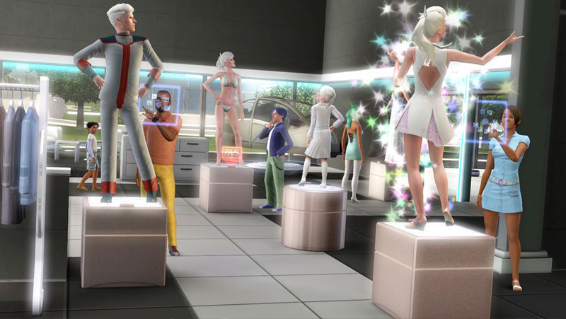 The Sims 3: To The Future - Free Download