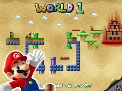 Super Mario 3: Mario Forever - Free Download