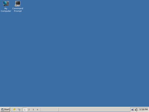 ReactOS LiveCD - Free Download