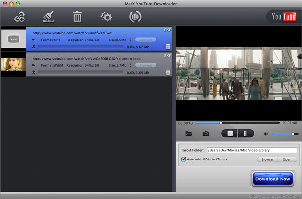 Macx youtube downloader for mac free download image 1 of macx youtube downloader for mac ccuart Image collections